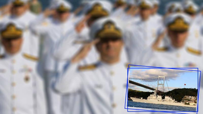 В Турции задержали отставных адмиралов за письмо в защиту конвенции Монтре